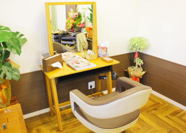 美容室パース