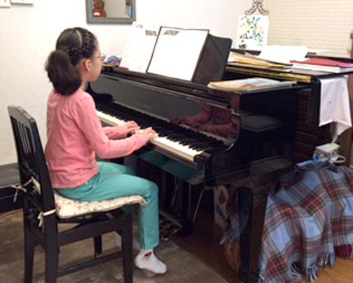 pianolesson