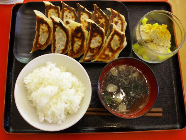 菅澤商店 定食