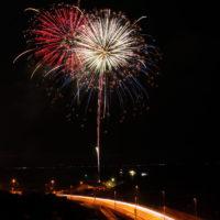 大磯の花火