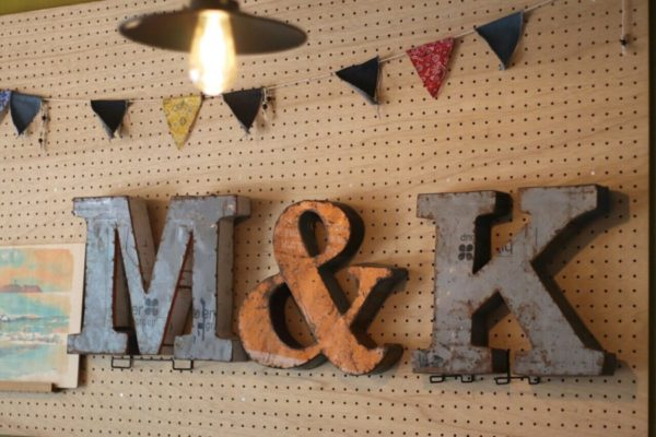 M&K 店内