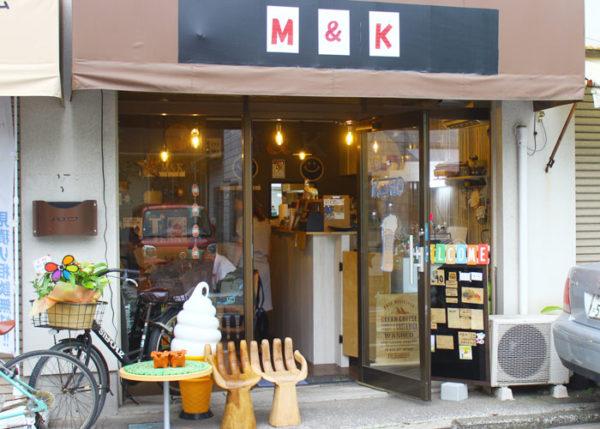M&K外観