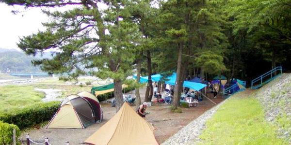 望地弁天キャンプ場