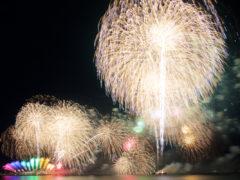ふじさわ江の島花火