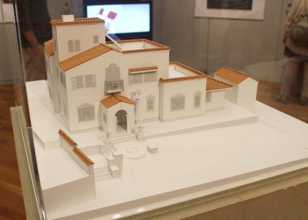 松籟荘模型