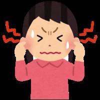 耳鳴り・難聴イラスト