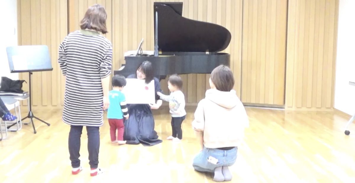 YUKAによるリトミックレッスン in 藤沢