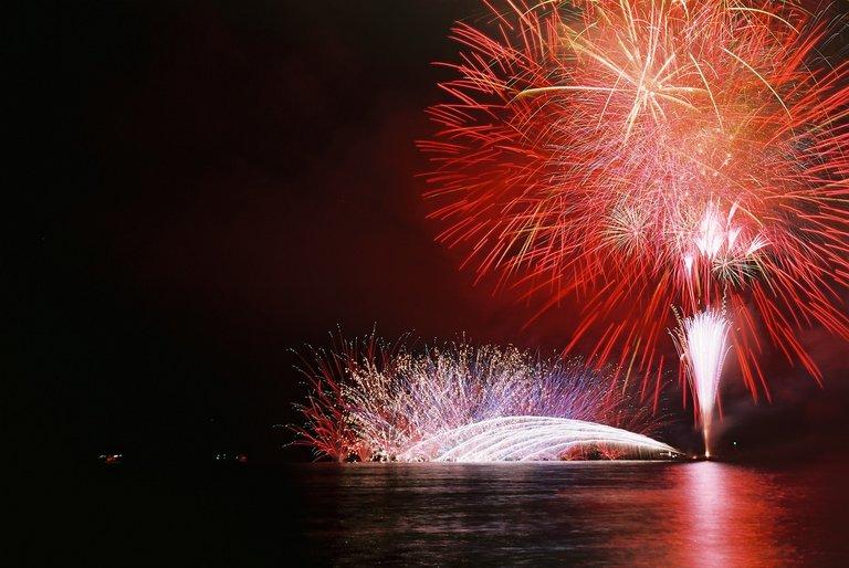 【開催中止】「第46回サザンビーチちがさき花火大会」 令和2年度は8月22日(土)に開催!