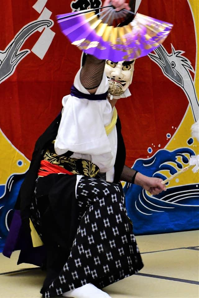 岩手郷土芸能祭in鎌倉 鵜鳥神楽公演
