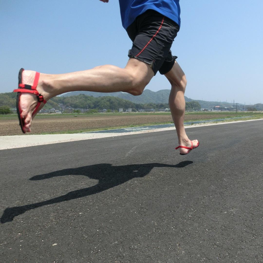 自分で作る!「走るサンダル・ワラーチ」 DIY ワークショップ