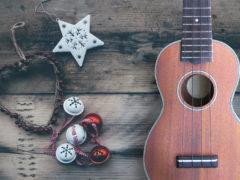ウクレレでクリスマスソングを弾こう!