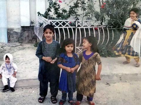 アイノ・メーナ市の子どもたち