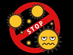 新型コロナウィルス 感染防止対策