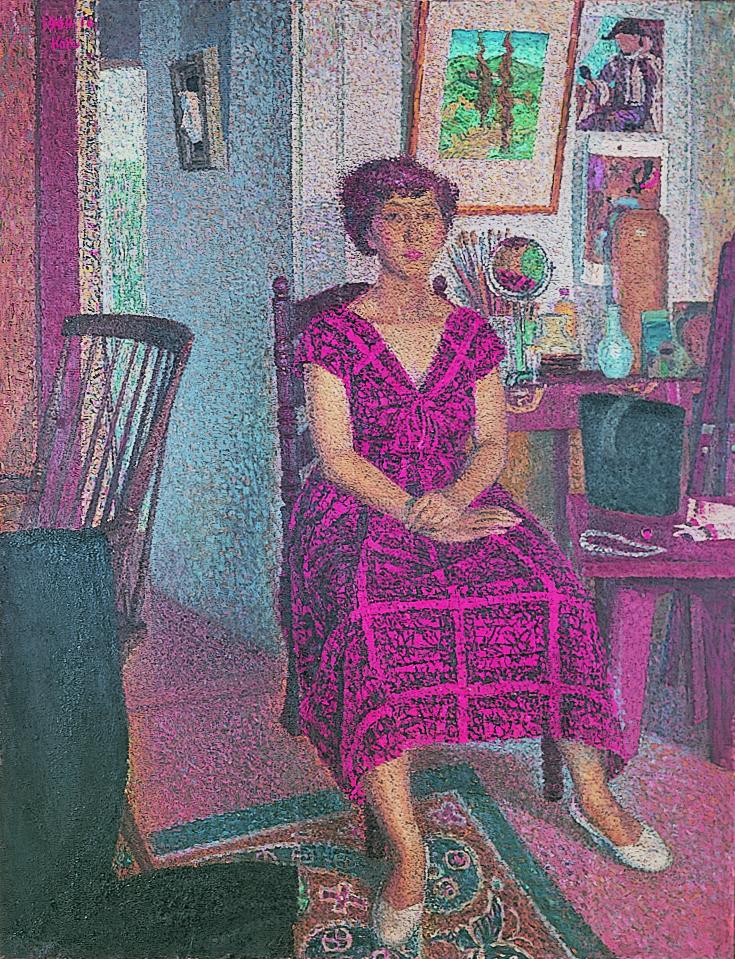 「生誕100年 國領經郎展  ―静寂なる砂の景―」茅ヶ崎市美術館