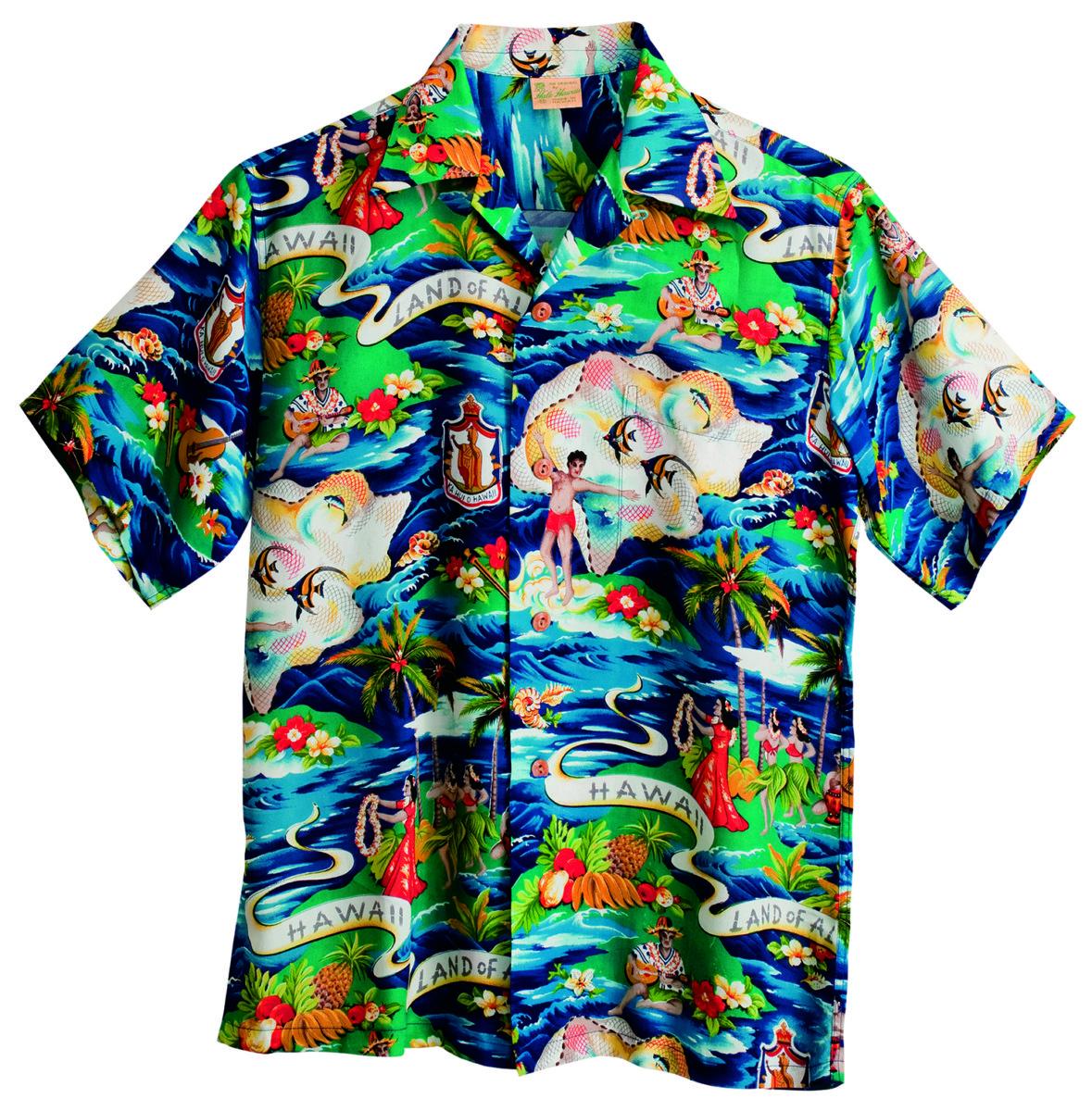 茅ヶ崎市×ホノルル市・郡 姉妹都市締結5周年記念「ヴィンテージアロハシャツの魅力」茅ヶ崎市美術館
