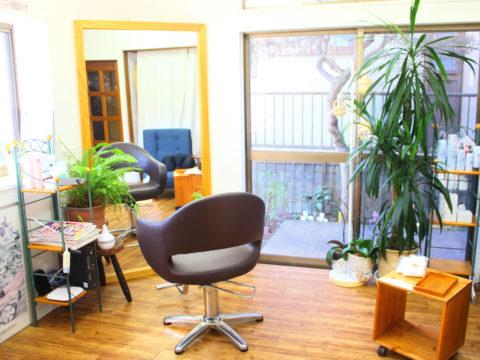 茅ヶ崎の美容室
