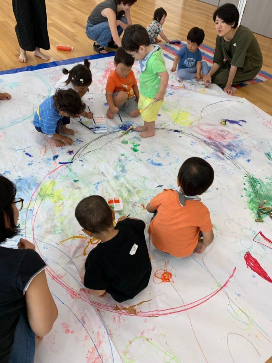 親子で楽しむ美術と音楽の時間 8回「色彩で奏でるフォービスム」