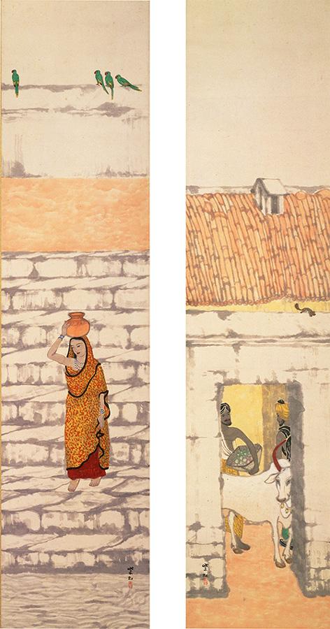 【平塚市美術館】湘南の日本画~院展、創画会の作家を中心に~